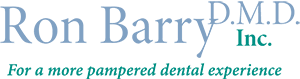 Ron Barry DMD, INC logo